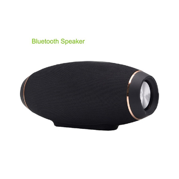 Wireless Portable Column Bluetooth 4.2 Speaker 30W Waterproof Outdoor Bass Effect With Power Bank USB AUX Mobile