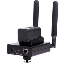 HEVC H.265 MPEG-4 H.264 HD Wireless WiFi HDMI IP Encoder For IPTV, Live Stream Broadcast, HDMI Video Recording RTMP RTMPS Server