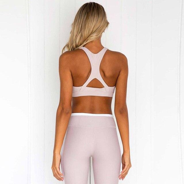 Фото женское нижнее белье для йоги красивый нейлоновый повседневный цена