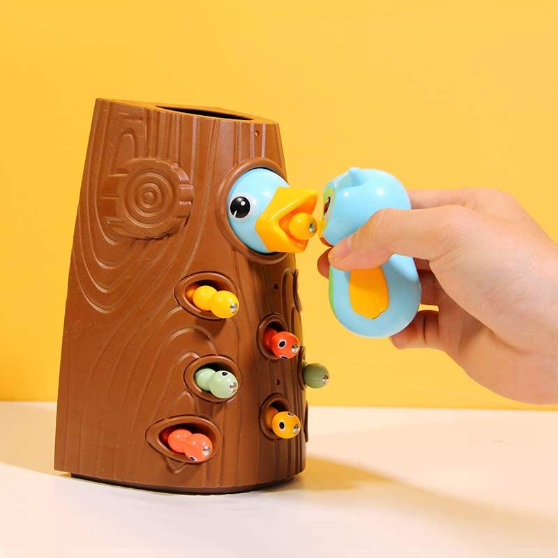 Juguete divertido para niñas, pájaro carpintero, imán para comer insectos, juego doble, artículos geniales, juguete interesante de 6 a 10 años para niños, regalo Máscaras reutilizables divertidas de moda de 182