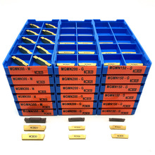 MGMN150 MGMN200 MGMN300 MGMN400 PC9030 NC3020 NC3030 Grooving inserts For External tool holder MGEHR Cutting Tool  turning Tool