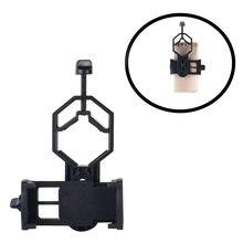 Универсальный адаптер для мобильного телефона Монокуляр Микроскоп