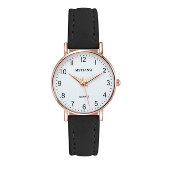 2020 NEW Watch Women Fashion Casual Leather Belt Watches Simple Ladies' Small Dial Quartz Clock Dress Wristwatches Reloj mujer - AAAD4