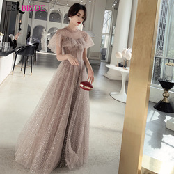 ES2723 prom jurken 2019 lange jurk prom lange elegante jurken party voor vrouw Speciale gelegenheid jurk vestidos de fiesta