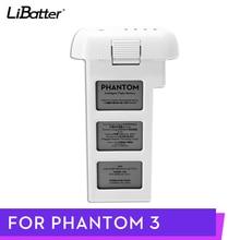 цена на For DJI Phantom 3 Professional Advanced Drone Intelligent Battery 4480mAh 15.2V LiPo4s High Capacity DJI P3 Battery Free Shiping