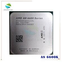 AMD A8-Series A8 6600 A8 6600K 3,9 ГГц Quad-Core Процессор процессор AD660KWOA44HL гнездо FM2