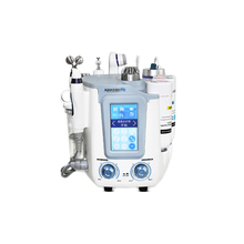 AQUASURE H2 oxygen hydrafacial machine dermabrasion tips skin lifting solution facial Deep cleaning devise cart