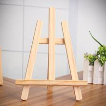 21x28cm madeira cavalete artista arte cavalete artesanato de madeira mesa ajustável suporte do cartão de exibição titular calendário exibição rack mesa de casamento