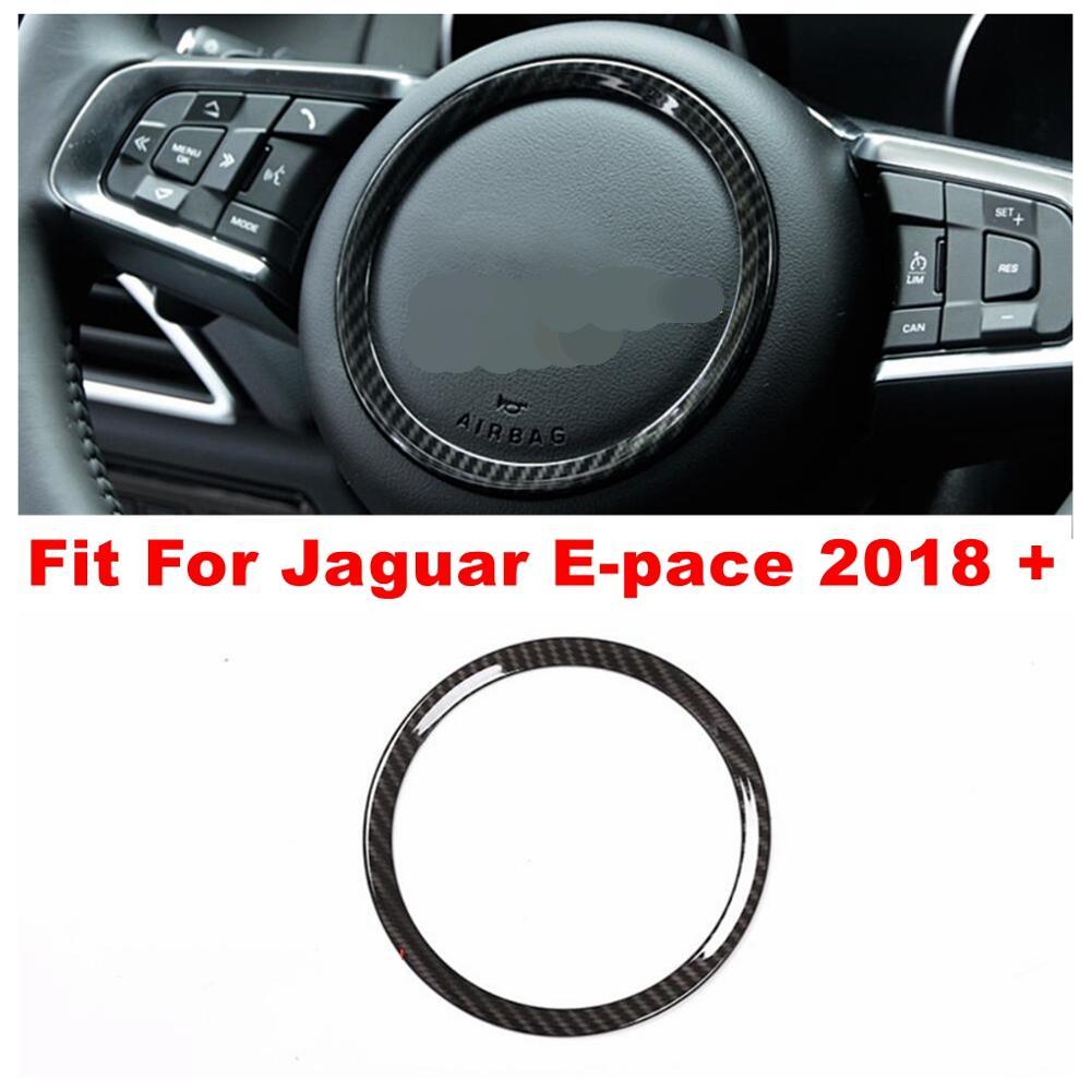 Декоративное кольцо для руля подходит jaguar e pace 2018 2019