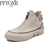 Women Sneakers High Increase Women Casual Shoes Platform Flats Loafers Wedges High Heels Ladies Walking Shoes Slip On Creepers