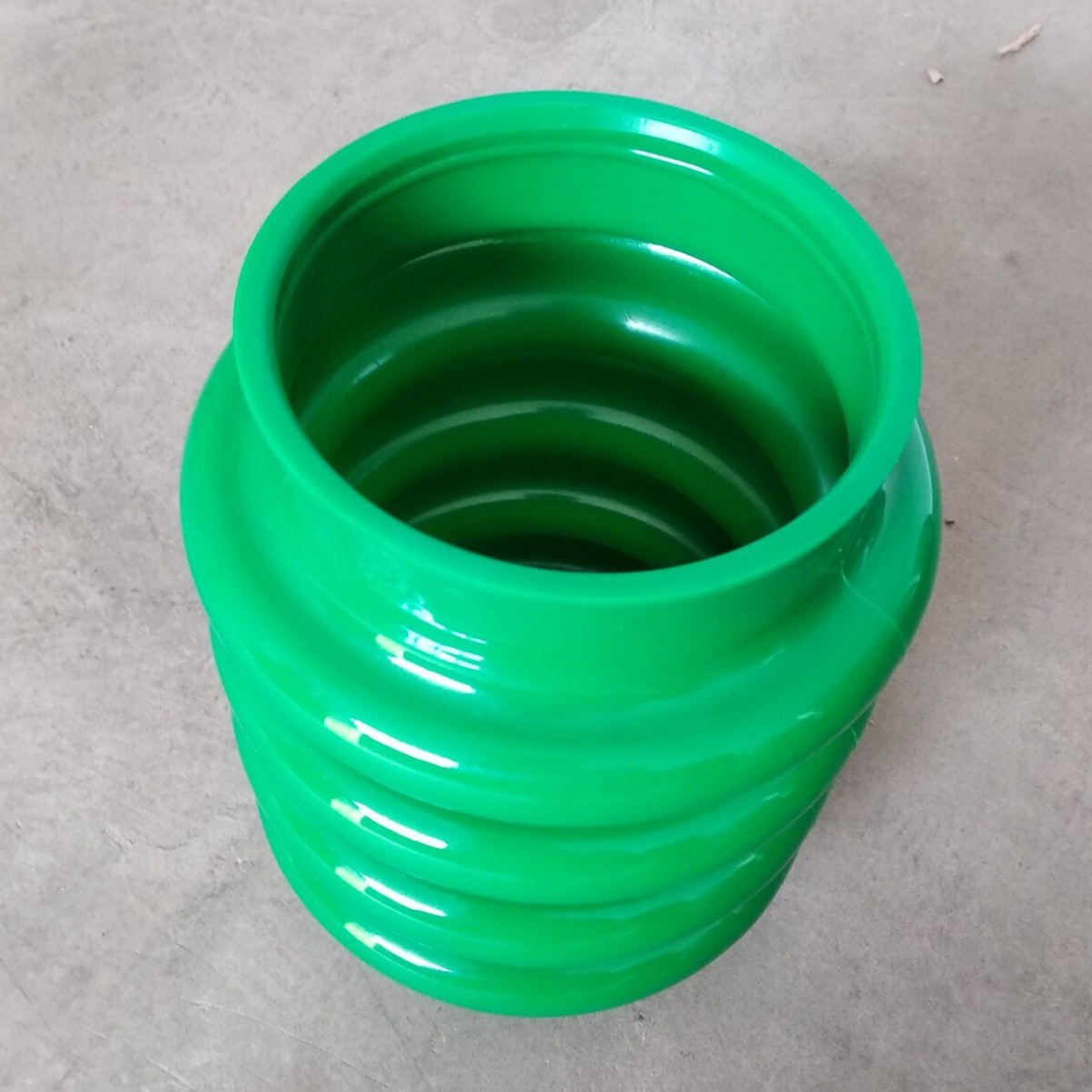 Free Shipping Wacker Rammer Bellow Wacker BS600, BS700 OEM 1006882 Corrugated Pipe Concrete Machinery Parts