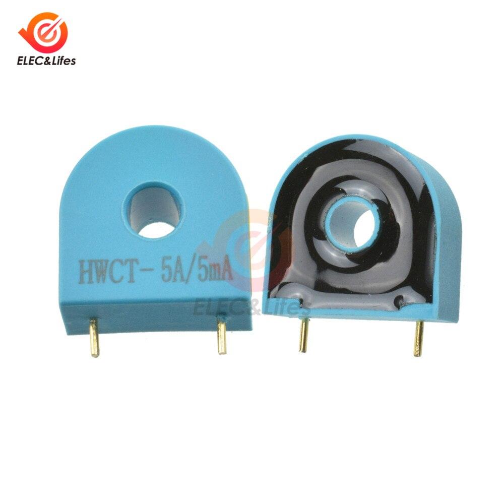 5 pces hmct103c 5a/5ma alta precisão micro sensor de transformador atual