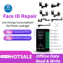 Magico IFace Face Dot Matrix Projection Repair Detector Dot Projector Programmer for IPhone Face ID ''higher'' ''lower'' Repair