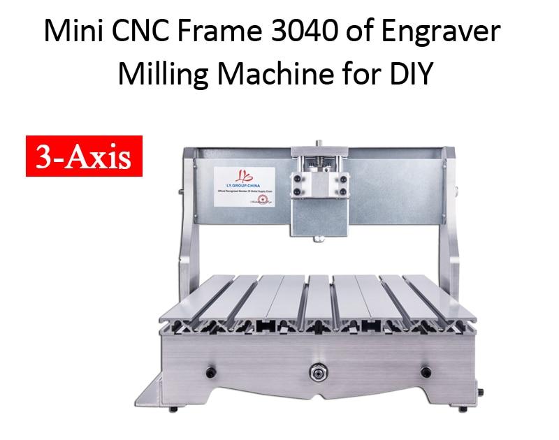 3040 CNC Frame 3axis (2)