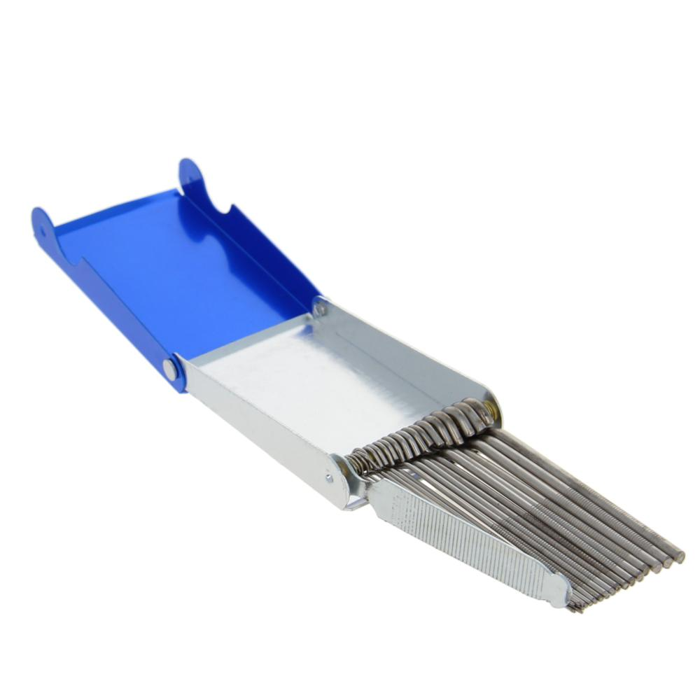 Torch Tip Cleaner Gas Welding Cutting Universal/JA-4/JA-1/JA Guitar Nut Needle Files Nozzle Jet Tools For Welding Gadgets 1~4PCS