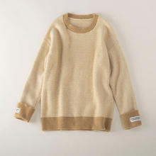 Good Quality Thicken Warm Pullovers Sweater Women Winter 2019 Solid O Neck Long Sleeve Knitted Sweaters For Woman Office Lady