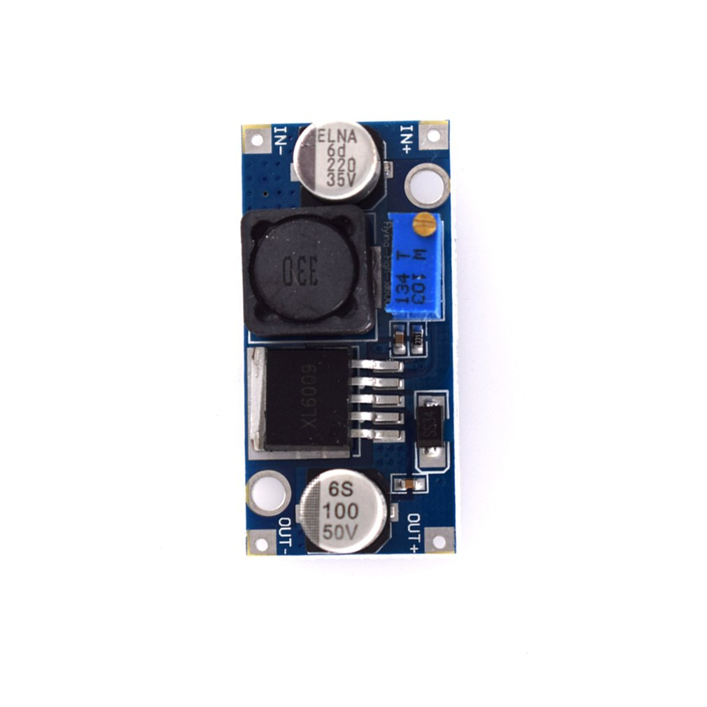 HW-432Professional Solid And Practical Boost Module Adjustable Boost Module Improved Version Electronic Accessories
