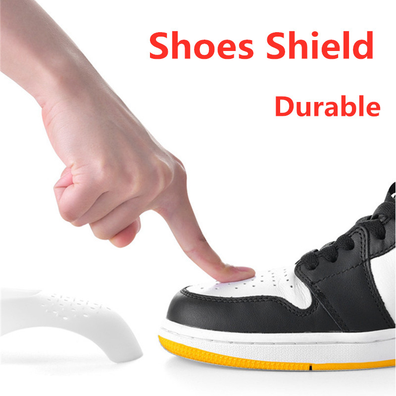 Shoes Shield Shoe Tree For Sneaker Air  Anti Crease Wrinkled Fold Shoe Support Toe Cap Sport Ball Shoe Head Stretcher