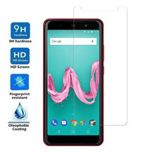 9H 2.5D Tempered Glass for Wiko VIEW XL GO Prime Lite Max View 2 Pro Plus Screen Protector for Wiko Tommy 1 2 3 Plus Film Glass(China)