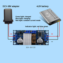 Constant Current Constant Voltage Power Supply Module 5A Voltage Regulator Module Voltage Regulator Module Lithium Battery