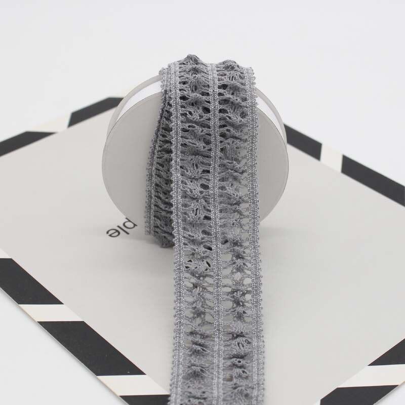 50/100 ярдов/партия 38 мм мягкая Очаровательная лента для волос