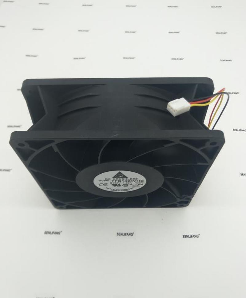 For FFB1424VHG 14050 14CM 24V 1.37A Large Air Volume Violent Inverter Cooling Fan