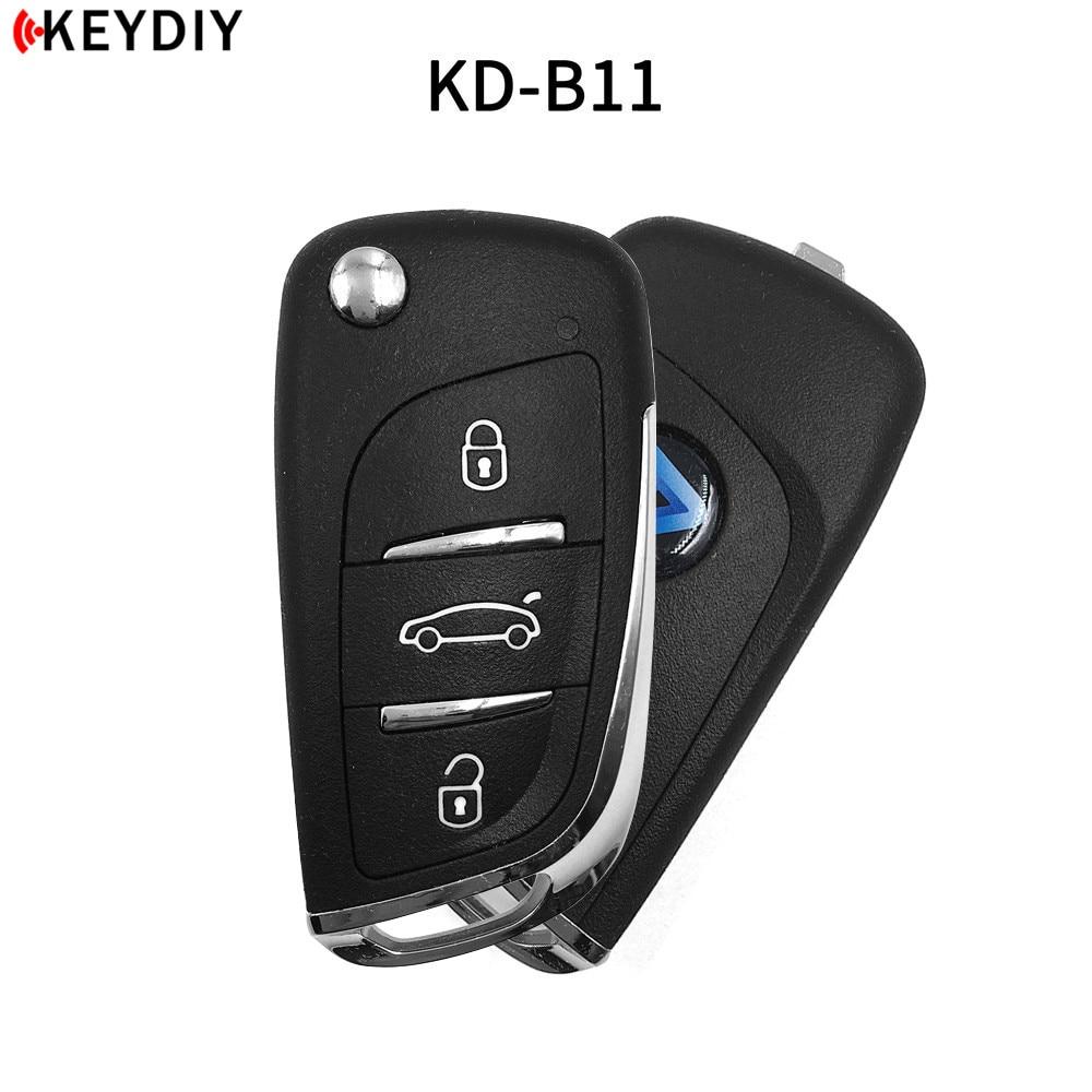 5 шт., B11/B11-2 KEYDIY оригинальный KD900/KD-X2/URG200 ключевой программатор серии B пульт дистанционного управления DS-стиля для KD мини-дистанционного гене...