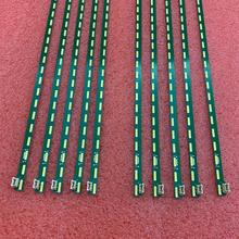 جديد 5 مجموعة = 10 قطعة 36LED LED شريط إضاءة خلفي ل LG 43LF5400 43LF5900 43UF9000 43LF5410 43UF9000 MAK63207801 A G1GAN01 0794A 0793A