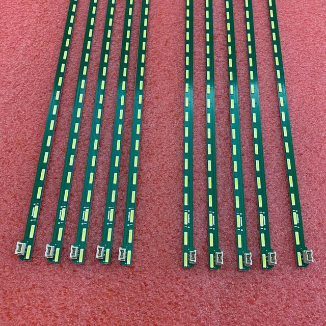 Nouveau 5 kit = 10 PIÈCES 36LED LED bande de Rétro Éclairage pour LG 43LF5400 43LF5900 43UF9000 43LF5410 43UF9000 MAK63207801 UN G1GAN01 0794A 0793A
