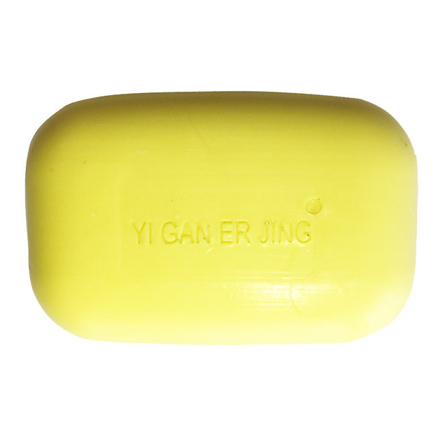 1 PC Useful Sulfur Soap Eczema Stop Itching Acne Cheap Antifungal Cream Dermatitis Mite Removing Soap Apply for Face Body TSLM1 3