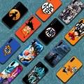 Чехол для телефона с мультяшным Аниме D-Dragon Ball Goku, чехол для Samsung Galaxy A7, 8, 10, 20, 20e, 21, 30, 30S, 31, 41, 50, 50S, 51, 70, 71, 91, черный