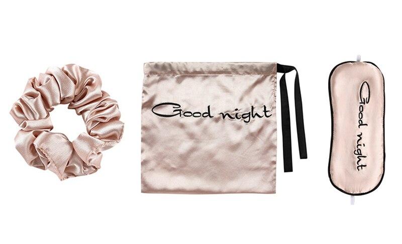 Hcf27661463fd4a08a9a73f4e37ec641bH JULY'S SONG 7 Piece Women Pajamas Set Stain Soft Pyjama Spring Summer Female Nightwear Solid Faux Silk Shorts Homewear 2020