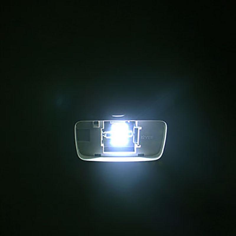 Lsrtw2017 LED Car Inteior Roof Light Trunk Bulb for Mitsubishi Outlander Sport Asx RVR 2011-2019 Interior Accessories