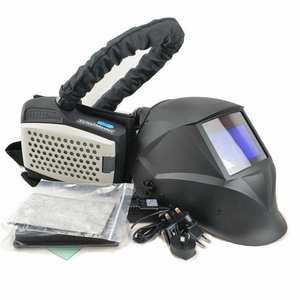 Welding Helmet Respirator Papr-Kit Auto Darkening Personal-Protective-Equipment Air-Purifying