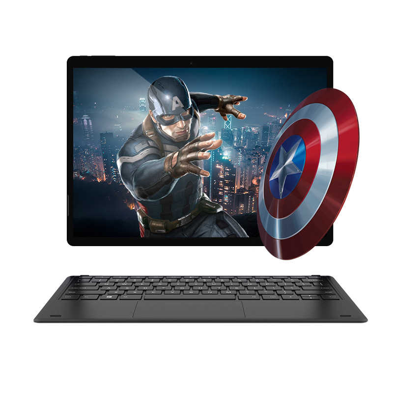 2in1 tablette 10.1 pouces Windows 10 tablettes Trail-T3 Z735 Quad Core 1280*800 écran 2GB & 32GB Micro USB Windows tablette 10.1