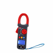 LECE823 High Voltage Clamp Meter Digital Clamp Meter Ac/Dc Digital Multimeter Auto Rang Clamp Meter with High Quality victor 6056e vc6056e digital clamp meter jaw open 55mm portable design can be one handed operation