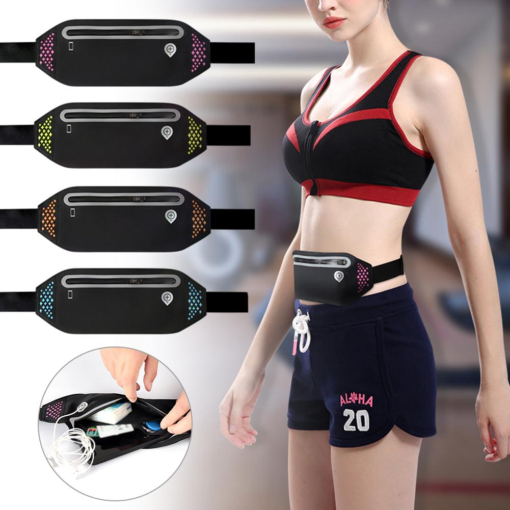 Outdoor Running Bag Travel Waist Pocket Unisex Jogging Sports Cycling New Anti-theft Phone Pouch Pack Waterproof Sports Belt Bag