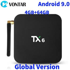 2019 4K Smart TV Box Android 9