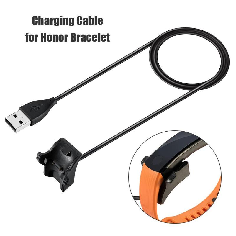 Charging Cable Dock <font><b>Charger</b></font> Fine Workmanship and Comfortable Feel for <font><b>Huawei</b></font> <font><b>Honor</b></font> <font><b>Band</b></font> 5/<font><b>Band</b></font> 4NEC/<font><b>Band</b></font> <font><b>3</b></font>/<font><b>Band</b></font> <font><b>3</b></font> Pro image