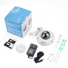 LESHP День ночного видения водонепроницаемый профессиональный безопасности 1.0MP HD IP камера