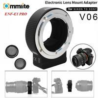 Tüketici Elektroniği'ten Lens Adaptörü'de Commlite CM LF C CoMix Lens Değiştirici Lens Tutucu Çift Lens Değiştirici Canon