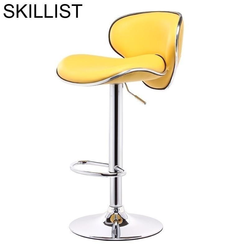Sedia Barstool Banqueta Todos Tipos Taburete Sgabello Ikayaa Bancos Moderno Leather Tabouret De Moderne Cadeira Silla Bar Chair