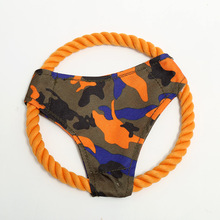 Pet Outdoor Training Product Dog Flying Disc Agility Equipment