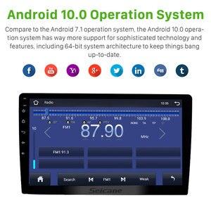 Image 3 - Seicane 10 Inch Android 10.0 Universal GPS Car Radio Stereo Multimedia Player for honda vw hyundai kia suzuki toyota nissan 2din