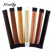 Nunify French Braid Hair Tool Styling Braider Synthetic Wig Hair Donut Girls Women French Twist Diy Hairbands Bun Maker Hair(China)