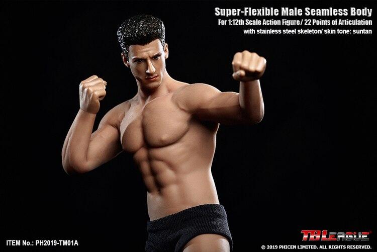 Tbleague 112 super flexível homem sem costura