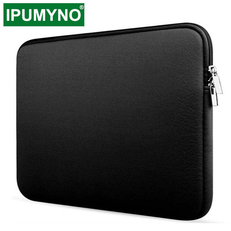 Soft Laptop Bag For Xiaomi Hp Dell Lenovo Notebook Computer For Macbook Air Pro Retina 11 12 13 14 15 15.6 Sleeve Case Cover 1