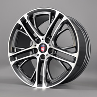 Suitable for Q7 Cayenne for Volkswagen Touareg modified aluminum alloy wheel rim 20 inch