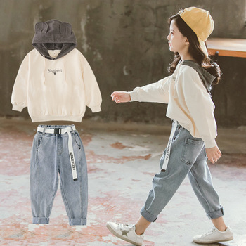 Sweatshirt + Pants (2pcs)  3