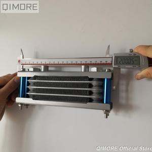 Image 3 - Комплект масляного радиатора/комплект масляного радиатора для 4 тактного китайского скутера GY6 50 125 150 139QMB 152QMI 157QMJ